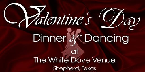 Valentine's Day Dinner and Dancing at the White Dove