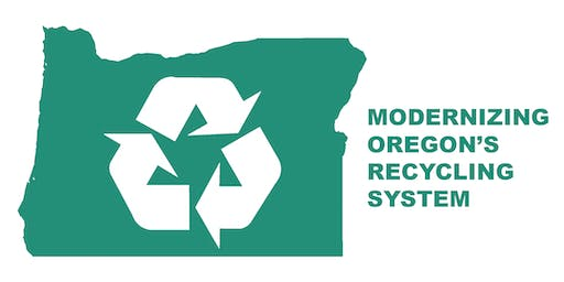 Oregon's Future Recycling System: Info Session about Potential Options