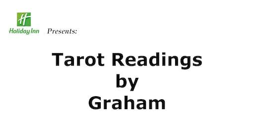 Tarot Readings By Graham at Holiday Inn Clark, NJ