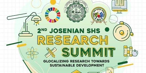 2nd Josenian Research Summit