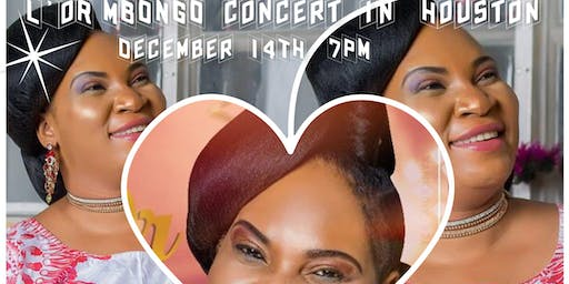 L'Or Mbongo Lemba Concert in Houston, TX