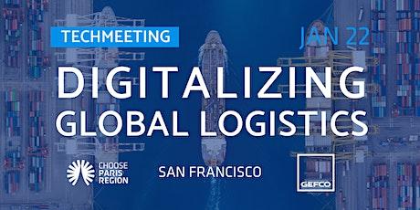 TechMeeting - Digitalizing Global Logistics tickets