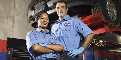 Clark College Automotive  Enrollment Session tickets
