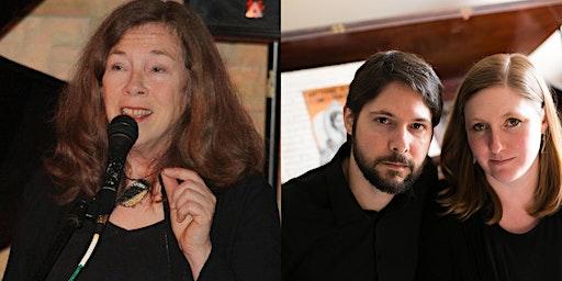 EC-CHAP Acoustic Artist Series: Claudia Schmidt with Mark Mandeville and Raianne Richards (Folk)