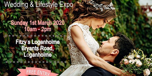 Wedding & Lifestyle Expo @ Fitzys Loganholme