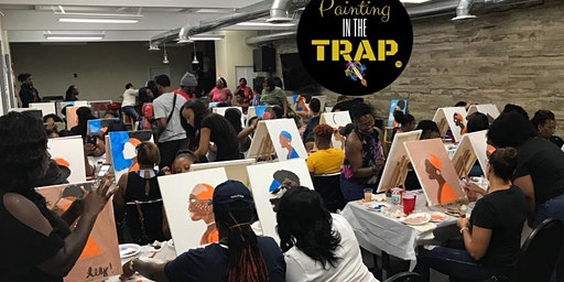 Tampa-Painting in the Trap