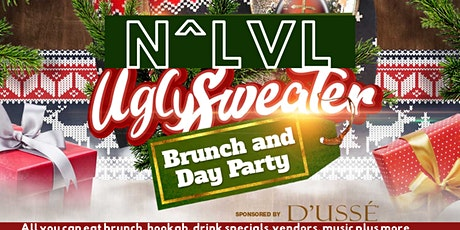 Ugly Sweater Brunch & Day Party tickets