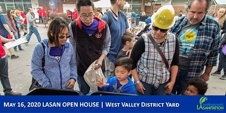 5/16/20 LASAN Open House - West Valley  tickets