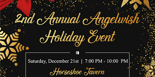2nd Annual Angelwish Holiday Event