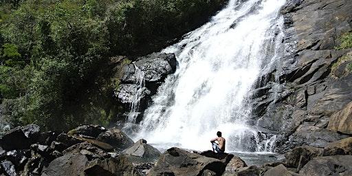 Cachoeira dos Pretos em Joanópolis com city tour