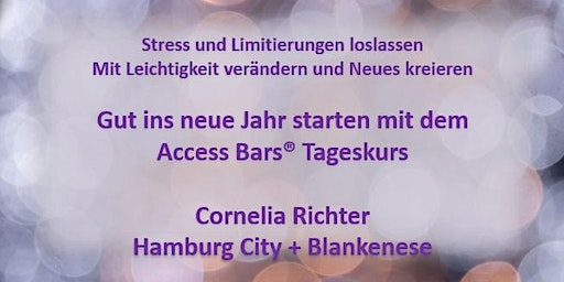 ACCESS BARS ® TAGESKURS HAMBURG 26.01.2020