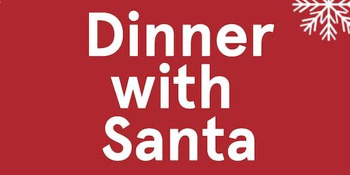 Dinner with Santa // Thursday Session 2