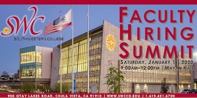 SWC Faculty Hiring Summit