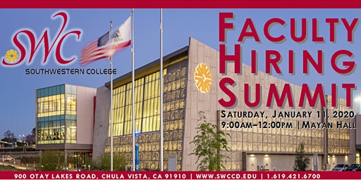 SWC Faculty Hiring Summit
