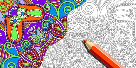 AN EVENING OF FREE COLORING FOR ADULTS tickets