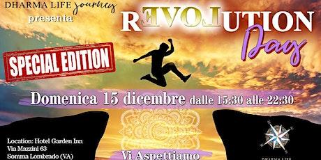 Dharma Revolution Day - Special Edition biglietti