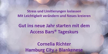 ACCESS BARS ® TAGESKURS HAMBURG 23.02.2020 Tickets
