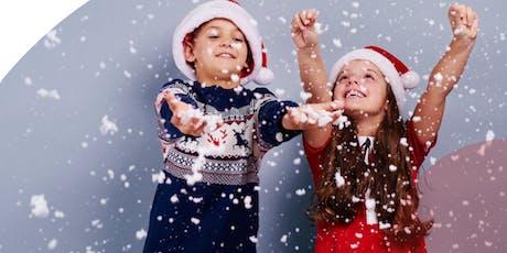 Winter Wonderland SNOW Disco tickets