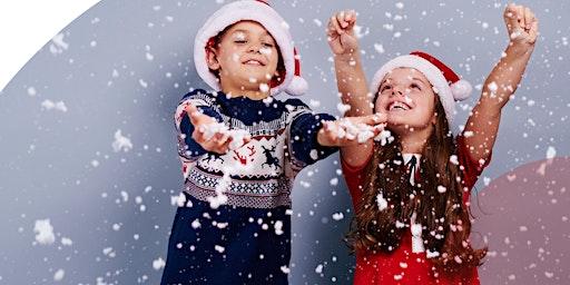 Winter Wonderland SNOW Disco