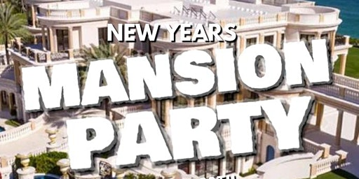 Orlando's First Annual New Year's Mansion Party