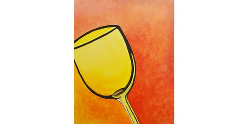 April 18th Sip and Paint