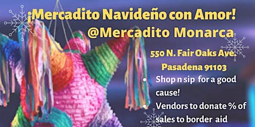 Mercadito Navideño con Amor! (Holiday Marketplace with Love)