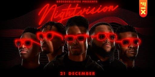Broederliefde Presents: Nightvision