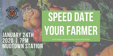 Speed Date Your Farmer tickets