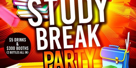 Study Break Party @ Fiction // Fri Dec 6 | Ladies FREE Before 11PM, $5 Drinks & $300 Booths tickets