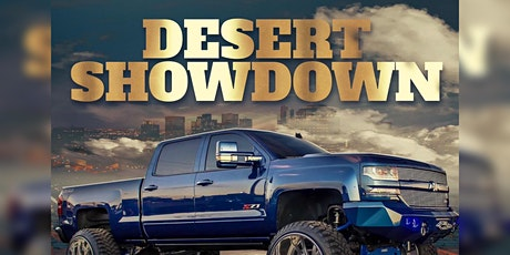 Desert Showdown tickets