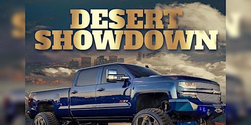Desert Showdown