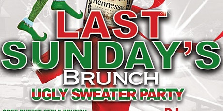 The Last Sunday Brunch - Ugly Sweater Edition tickets