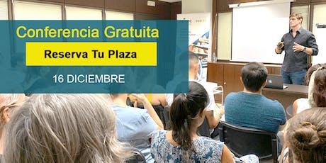 Conferencia GRATIS Málaga: Si supieras que no vas a fracasar, ¿qué harías? entradas