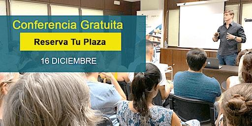 Conferencia GRATIS Málaga: Si supieras que no vas a fracasar, ¿qué harías?