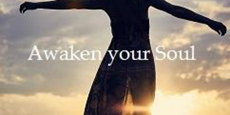 Guided Meditation -'Awaken Your Soul'. tickets