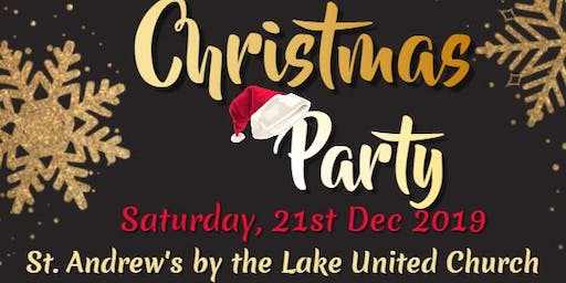 ICA's Christmas Party !!