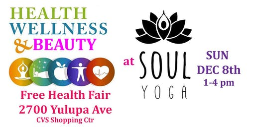 Health & Wellness Event at SOUL YOGA