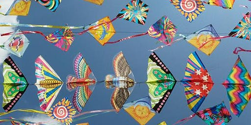 Kite Making Workshop - Traralgon and Morwell Libraries