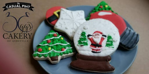 Santa's Cookie Decorating Class