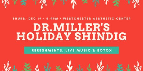 Dr. Miller's Holiday Party tickets