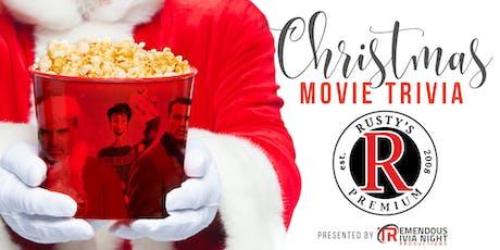 Christmas Movie Trivia Night at Rusty's Kelowna! tickets