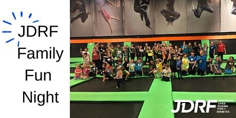 JDRF Family Fun Night at Elevated Sportz! tickets