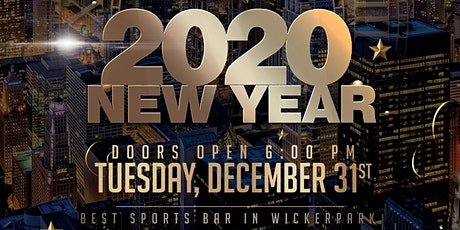 New Year's Eve Party 2020 tickets