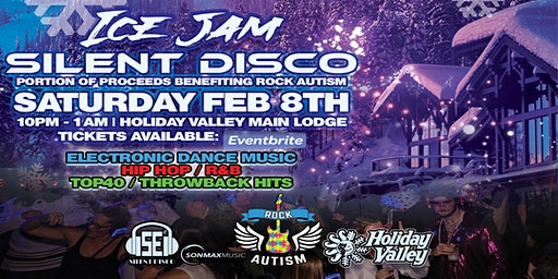 ICE JAM Silent Disco at Holiday Valley