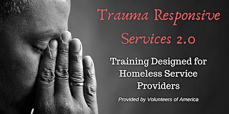 Trauma Responsive Services Training 2.0 tickets