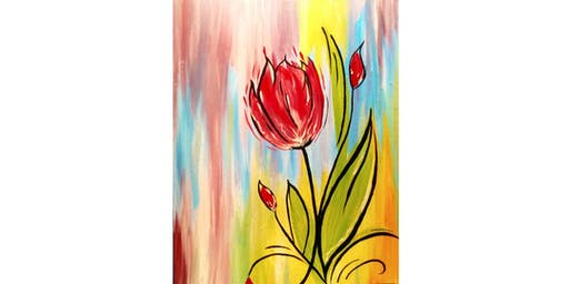 May 9th Sip and Paint Class