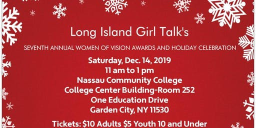 Long Island Girl Talk's Seventh Annual Holiday Party and Awards Ceremony