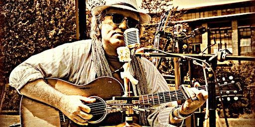 EC-CHAP Acoustic Artist Series: Ramblin' Dan Stevens (Blues)