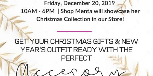 Shop Local This Christmas at Kindness Collection   Guest:  Shop Menta