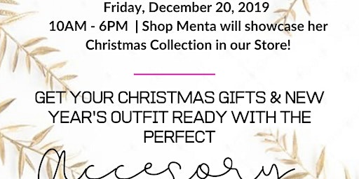 Shop Local This Christmas at Kindness Collection | Guest:  Shop Menta